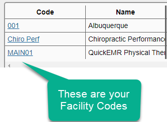 quickemr-facility-codes.png