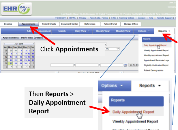 Office Ally Appointment Reminders (call U0026 Text) From 1 800 Notify; 30 Day  Fre.